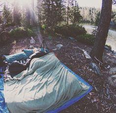 Camp vibes. Northern California. Adventure