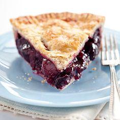 Sweet Cherry Pie Recipe - America's Test Kitchen