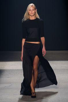 Défile Narciso Rodriguez Prêt-à-porter Printemps-été 2014 - Look 18