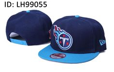 NFL Tennessee New EraSnapback Hats Blue Navy 4958|only US$8.90