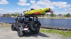 Happy Memorial Day and Check out a Hobie on a Hitchmount-Rack in NY Kayak Rack, Happy Memorial Day, Kayaking, Jeep, Monster Trucks, Memories, Check, Memoirs, Jeeps