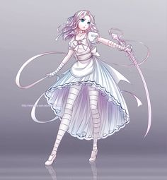 Commission: Alice by omocha-san.deviantart.com on @deviantART