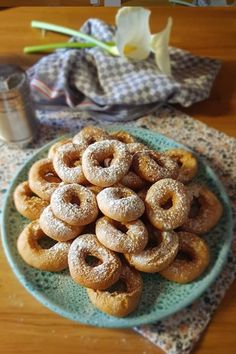 Doughnut, Cereal, Breakfast, Desserts, Food, Box Lunches, Dishes, Best Dessert Recipes, Food Cakes