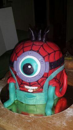 Spiderminion
