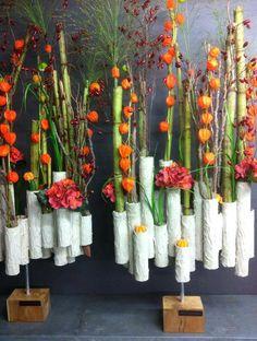 Artist  Fleur Inn groenstyling