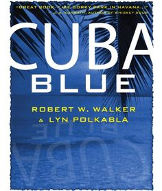 Cuba Blue - this book is free on Amazon as of May 23, 2012. Click to get it. See more handpicked free Kindle ebooks - judged by their covers fresh every day at www.shelfbuzz.com