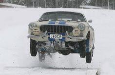 POTD - Volvo P1800 Rally car | Speedmonkey