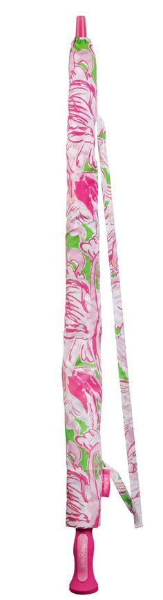 Pink Colony Golf Umbrella - Spring 2015 Collection - Lilly Pulitzer - NEW!