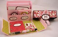 love this stationary box