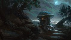 The Art of Mike Azevedo - Daily Art