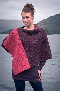 O Friend!  knit in The Fiber Co Arranmore