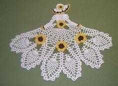 crinoline lady a crochet - Buscar con Google