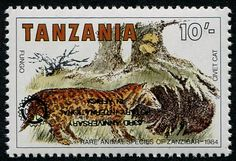 Tanzania New Discovery in Dealer Stock Inverted Overprint Stamps