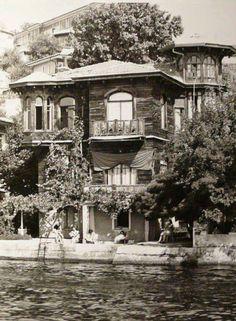 Bir zamanlar Çengelköy #istanlook #birzamanlar #nostalji