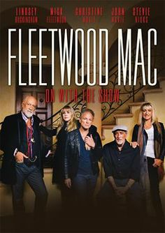 It's official! After a 16-year absence, Christine McVie will be re-joining Fleetwood Mac band mates Mick Fleetwood, John McVie, Lindsey Buckingham and Stevie Nicks as they launch the On With The Show Tour. The tour will kick off on Tuesday, Sept. 30 in Minneapolis, Minn. at the Target Center and the reunited band will perform 34 shows in 33 cities across North America.  Visit the official Fleetwood Mac website for a full list of dates and on sale details
