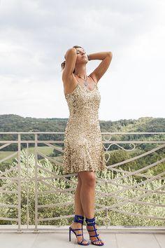 Paillettes tutta la vita - http://www.2fashionsisters.com/paillettes-tutta-la-vita/ - 2 Fashion Sisters Fashion Blog - #AbitoPaillettes, #CristinaEffe, #Gucci, #Paillettes, #Pomikaki