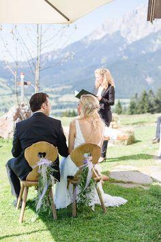 Almhochzeit im Salzburger Land