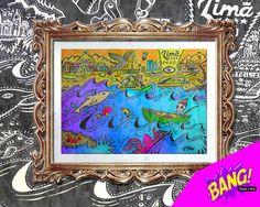 Bang! Design💡🎨🔫 Lima-Perú 👑 Ilustracion Digital 90x120 cm Impreso en Papel Fino y marco . $50  Ilustrador @jorgedtp9  Pedidos y entregas 📲947319478 📩bandesignperu@gmail.com  @bangdesign99 . . . #bangdesign #jorgedtp #lima #peru #illustration #ilustracion #ilustracao #dibujo #diseño #design #desenho #draw #arte #art #fotografia #photo #picoftheday #follow #style #sale #follow4follow #like4like #lima #peru #designer #ilustrador #l4l #instaart #arteperu #deco #decoartprojects