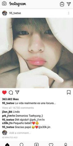 @j3on_jkk a comenzado a seguirte.  @j3on_jkk quiere enviarte un mensa… #fanfic # Fanfic # amreading # books # wattpad Taehyung, Jimin, Read News, Reading Lists, Taekook, Romance, Social Media, Instagram, Wattpad