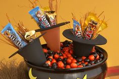 witch's brew of candy