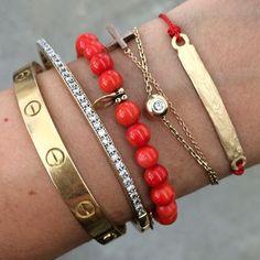 Anine Bing - bracelets