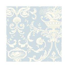 YorkNH6001 | Casabella II | Blue | York | WallpaperAdditional Colors Below