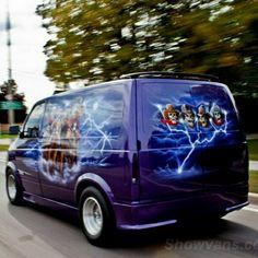 Ghostrider.