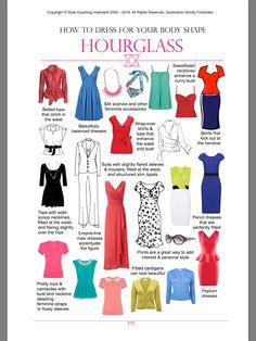 Hourglass Figure Outfits, Hourglass Dress, Hourglass Fashion, Classic Outfits, Cool Outfits, Fashion Outfits, Fashion Tips, Capsule Wardrobe Women, Dress For Body Shape