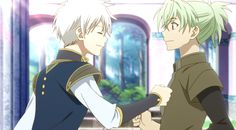 """Izana says that Zen is """"rebelling"""" from his role as a prince, and it's easy to understand why. Description from joseinextdoor.com. I searched for this on bing.com/images"""
