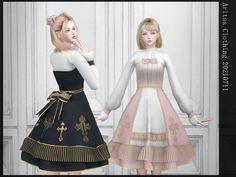Sims 4 Clothing, Female Clothing, The Sims4, Sims 4 Mods, Princess Zelda, Disney Princess, Sims Cc, Business Attire, Aurora Sleeping Beauty