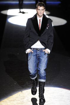 Dsquared², Look #36