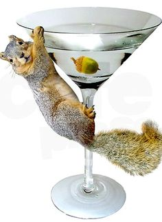I Don't always drink martinis, but when I do.....Stay Thirsty my Friends.