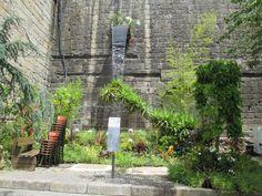 Jardins Efémeros (aproveitamento da zona histórica com inserção de jardins e esplanadas na Sé da cidades) , Viseu Mariana Magalhães TP2