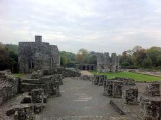 Mellifont Abbey, Boyne Valley, Irlande