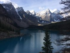 All Canadian National Parks are free this year! You gotta go to Banff.