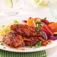 Poulet, sauce barbecue au cola - Recettes - Cuisine et nutrition - Pratico Pratique
