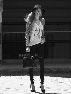 senyahearts: Behati Prinsloo - Street Style