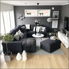 decor for small living room apartments & decor for small living room ; decor for small living room apartments ; decor for small living room wall ; decor for small living room space saving ; decor for small living room budget Living Room Grey, Home Living Room, Apartment Living, Interior Design Living Room, Cozy Living, Grey Room, Contemporary Living Room Decor Ideas, Living Spaces, Living Room Decor For Apartments