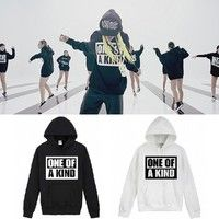 Wish | G-Dragon GD ONE OF A KIND Tour Hoodie Bigbang Sweater Kpop New Kwon Ji Yong
