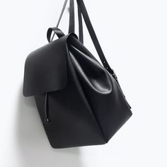 ZARA - COLLECTION AW15 - SAC À DOS À REVERS