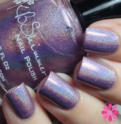 KBShimmer Thistle Be the Day