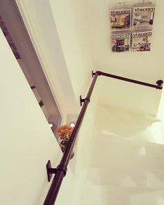#trap #stairs #trapleuning #steigerpijp
