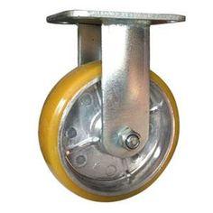 Nucleo de aluminio ruedas, ruedas de aluminio Hub Tamaño de la rueda: 5 pulgadas x 50 mm, 4 pulgadas x 50 mm, 2 x 50mm  Material: PU (poliuretano), nucleo de aluminio y de la banda de rodadura  El tamaño de la placa: 114 mm x 42 mm  Tamaño del agujero de montaje: 115 mm x 71 mm  Diametro del agujero de montaje: 14,5 mm  Carga: 300kg ~ 500 kg  Propósito: la resistencia a la roya Caster, a prueba de herrumbre ruedas, ruedecillas industriales www.casterwheelsco.com ; sales@casterwheelsco.com