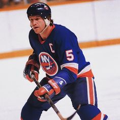 Wait Is Captain Denis Potvin Back To Playing, Shoot It's Only 5 Days To Go Before The Season Opener! #LGI