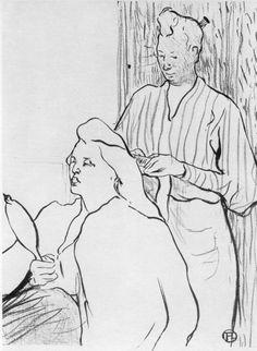 Henri de Toulouse-Lautrec Drawings 023