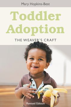 Toddler Adoption looks at the unique joys and challenges of adopting and parenting a toddler.    When a child aged is adopted between the ages of 12 to 36 months, they often show signs of cognitive and emotional immaturity, which can cause behavioral and relational issues.