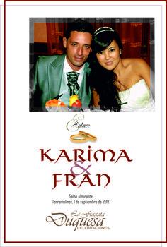 Enlace de Karima & Fran