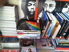 Rock & Roll Bookshelf
