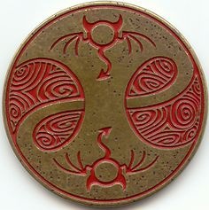 The Guild Seal for evil - Fable.