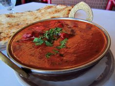 Butter Chicken | 29 South Asian Foods To Order That Aren't Chicken Tikka Masala